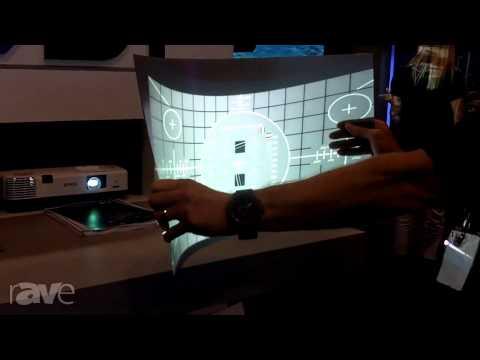 InfoComm 2013: Screen Innovations Shows FlexGlass