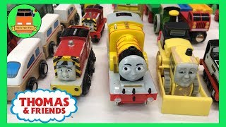Our Biggest Totally Thomas Town Train Haul Ever!!