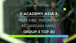 download lagu D`academy Asia 3 : Reza Da2, Indonesia - Kecanduan gratis