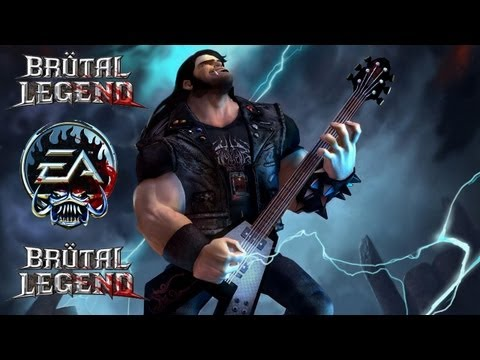 Brutal Legend - Gameplay PC