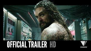 AQUAMAN | Official Trailer 1 | 2018 [HD]