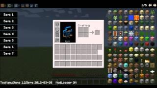 Minecraft-Plane's mod + Armi 1.2.5