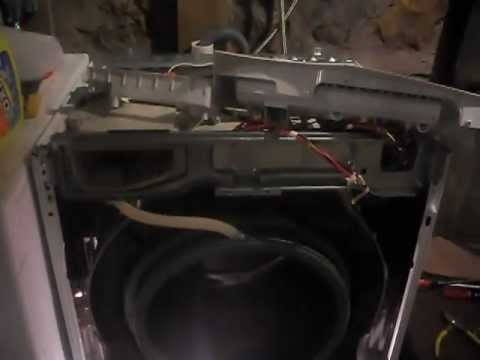 Frigidaire Affinity Washer: How to remove the drain filter