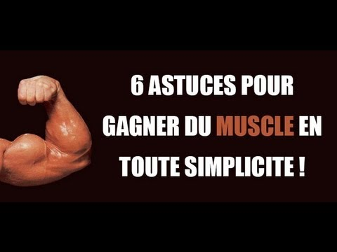 comment devenir monsieur muscle