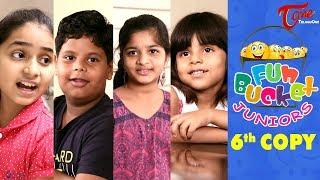 Fun Bucket JUNIORS   Kids Jokes   Episode 6   Kids Funny Videos   Comedy Web Series