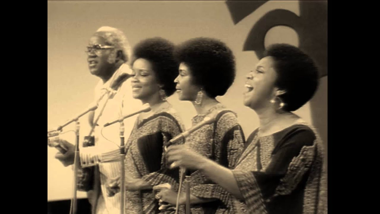 Staple Singers Lets Do It Again Original Soundtrack