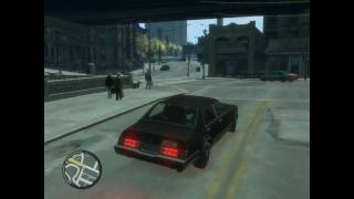 GTA IV Mission#6 - Easy Fare (HD)