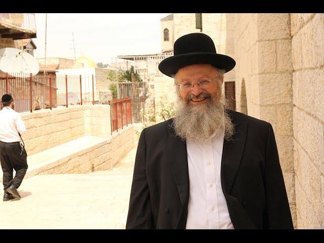 """הרב שמואל אליהו שליט""""א - יום ירושלים התשע""""ד"""