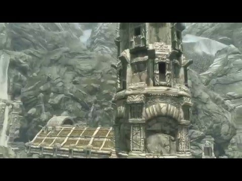 The Elder Scrolls V:Skyrim-Official Trailer