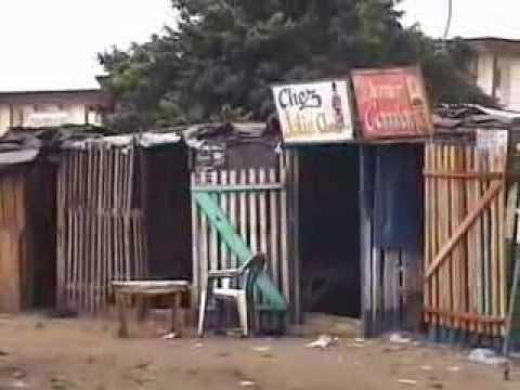 LES MAQUIS D'ABIDJAN, Documentaire Ivoirien sur les lieux de rencontre des Ivoiriens