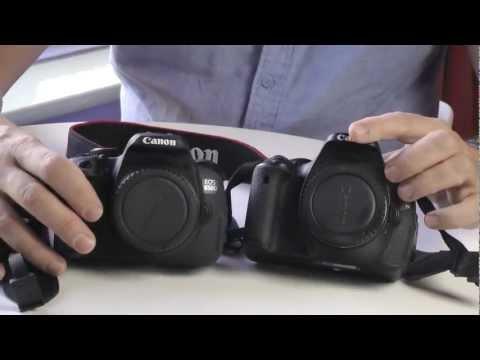 Canon T4i 650D vs T3i 600D review part1