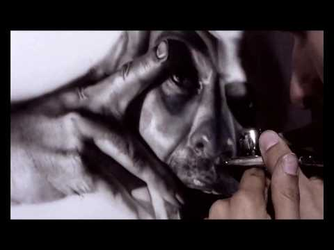 Airbrushmovie by Artrone