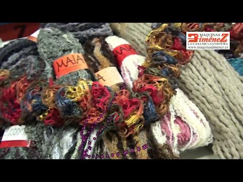 ¿Como hacer bufandas rizadas?
