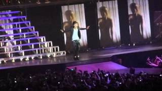Justin Bieber - Live - Believe tour Oslo 2013 - One less lonely girl