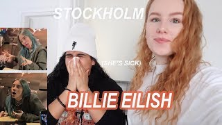 Touring with Billie Eilish | SHOW 2 Stockholm Sweden