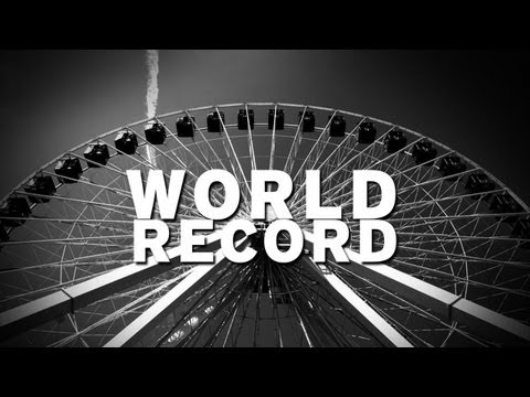 Ferris Wheel World Record Broken!!!