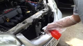 ล้างแอร์รถยนต์ ง่ายๆ สไตล์ T-bar...By ช่างลี่ ฮะ