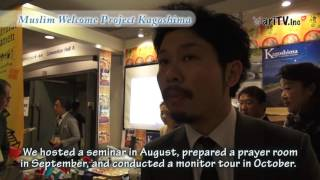 Halal Expo 2015 #Muslim Welcome Project Kagoshima