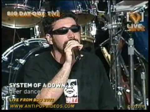 Deer Dance - System Of A Down (live Big Day Out) video