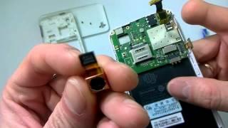 Замена сенсорного стекла (тачскрина) Lenovo S720.