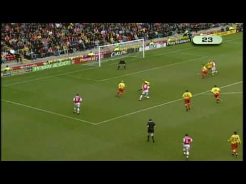 Thierry Henry Legend All Arsenal Goals Part 1 video