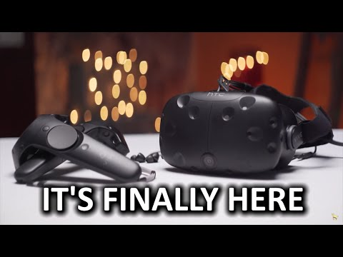 HTC Vive Exploration - Should you buy one?