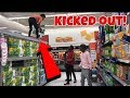 TRYING TO GET KICKED OUT OF WALMART CHALLENGE !!! MP3