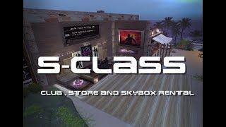 S-CLASS CLUB & Hangout Place |Second Life