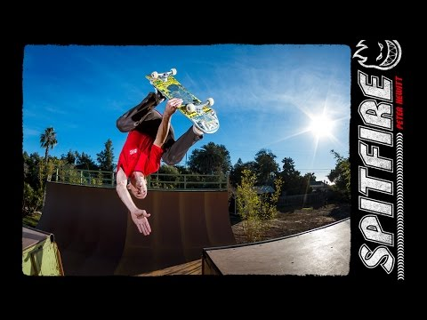 Spitfire Wheels : Peter Hewitt