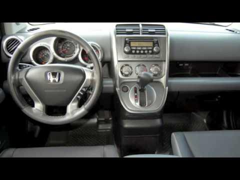2003 Honda Element Ex Interior Amp Exterior Youtube