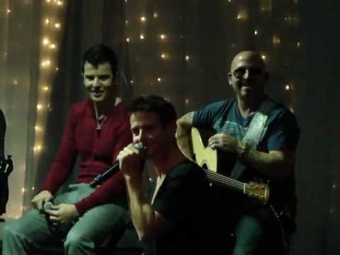 Nkotb Acoustic If You Go Away-please Don't Go Girl - Las Vegas 5 8 2010 video