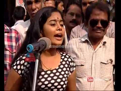 Mono Act Performance By Niharika  : Kerala School Kalolsavam 2015 video