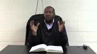 Memmamar - Be-Jibril Hadith (7) - Sh. Jemal Beshir Ahmed