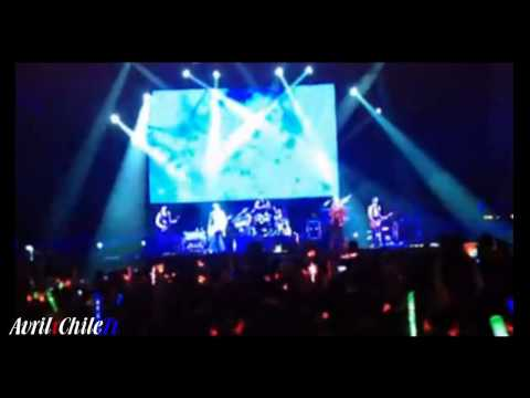 download lagu The Avril Lavigne Tour What The Hell  In gratis
