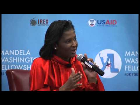"MWF Panel  ""Mandela's Legacy for the Next Generation of African Leaders"" part 1"