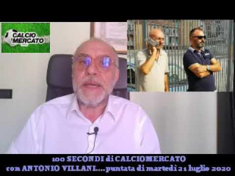 100 SECONDI DI CALCIO MERCATO DELLE FOGGIANE DALLA D ALLA TERZA CATEGORIA 21-7-20