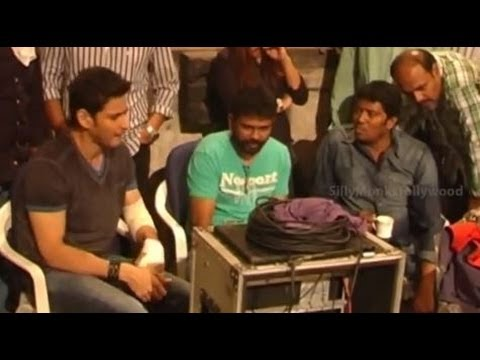 Mahesh Babu S 1 Nenokkadine Movie Making Kriti Sanon Sukumar ...