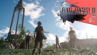 Final Fantasy XV | Walkthrough Part 7: Aranea is Bae