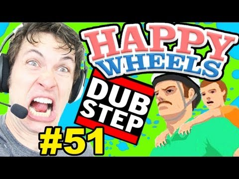 Happy Wheels - DUBSTEP - Part 51