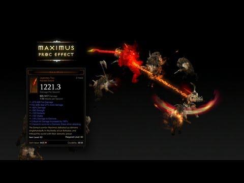 Legendary Improvements in 1.0.4