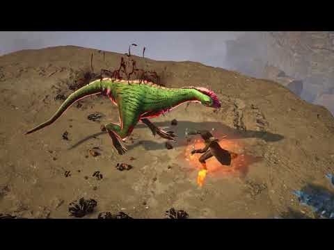 Path of Exile Bestiary Update League Official Trailer
