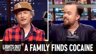 This Family Found 44 Pounds of Cocaine - Lights Out with David Spade