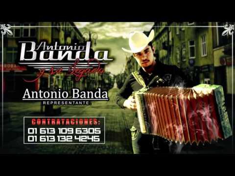 Antonio Banda Y Su Legado Y El Choco Martinez - Si Me Atrapan O Me Matan 2013