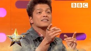 Download Lagu Bruno Mars Sings 'Forget You' - The Graham Norton Show, Ep18, Preview - BBC One Gratis STAFABAND
