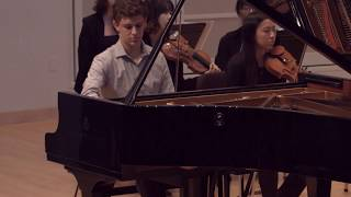 2017 Edward Auer Piano Workshop at JSoM: Beethoven Concerto Project—Piano Concerto No. 3 (7/22)