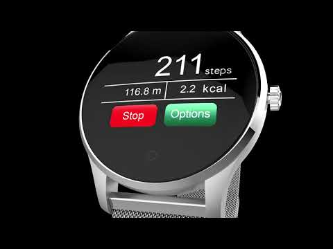 Vantage Smart Watch