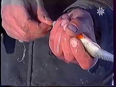 как правильно насадить бокоплава