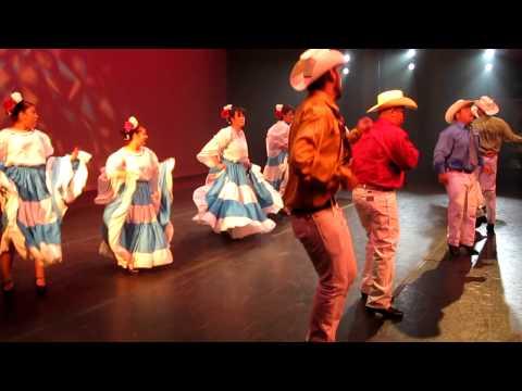 Sauce y Palma con Toro Mambo 2 (Ballet Folklorico de Mendocino)