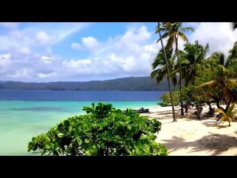 Cayo Levantado - PARADISE ISLAND - The Caribbean - HD