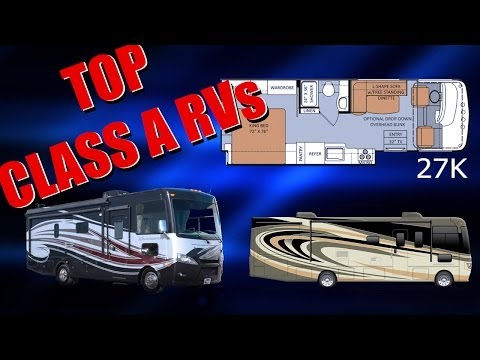 Best New Motorhomes of 2015: Class A RV Reviews